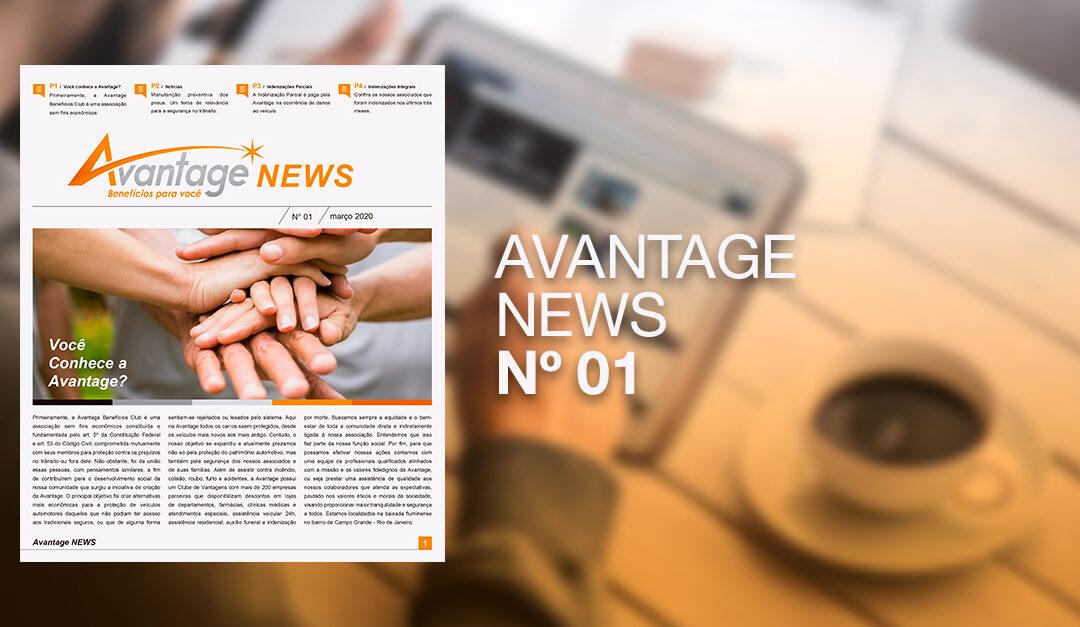 Avantage News nº01