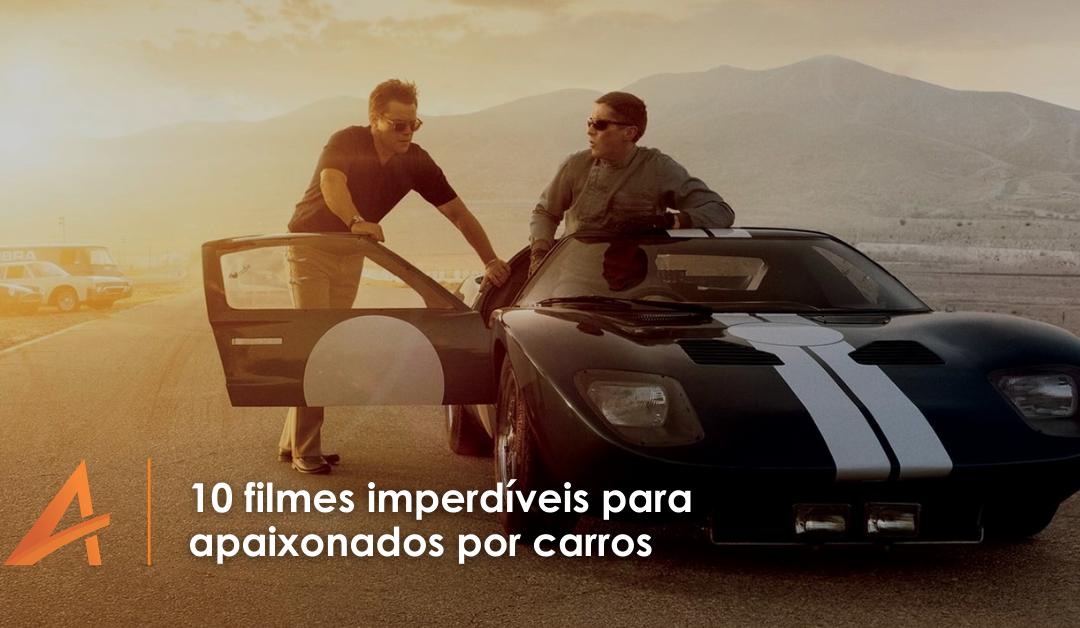 10 filmes imperdíveis para apaixonados por carros